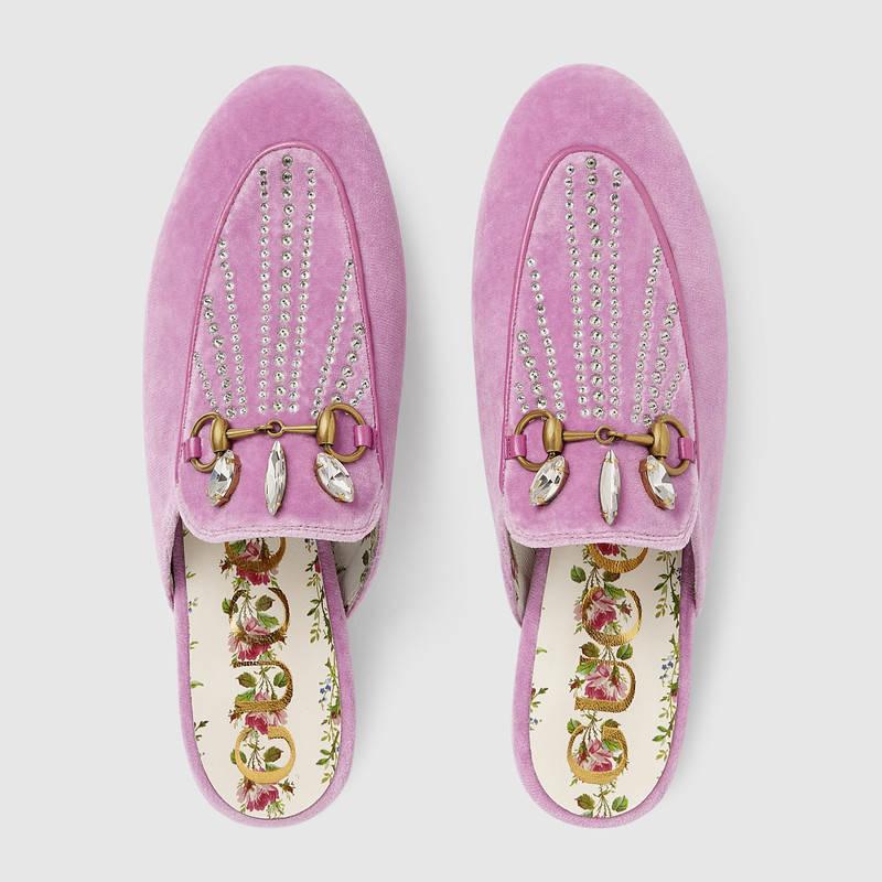 505314_K4DD0_5861_003_098_0000_Light-Princetown-velvet-slipper-with-crystals