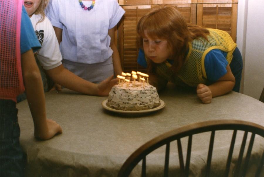 Kel birthday